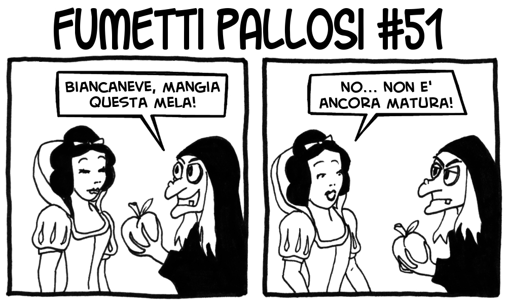 Fumetti Pallosi 51