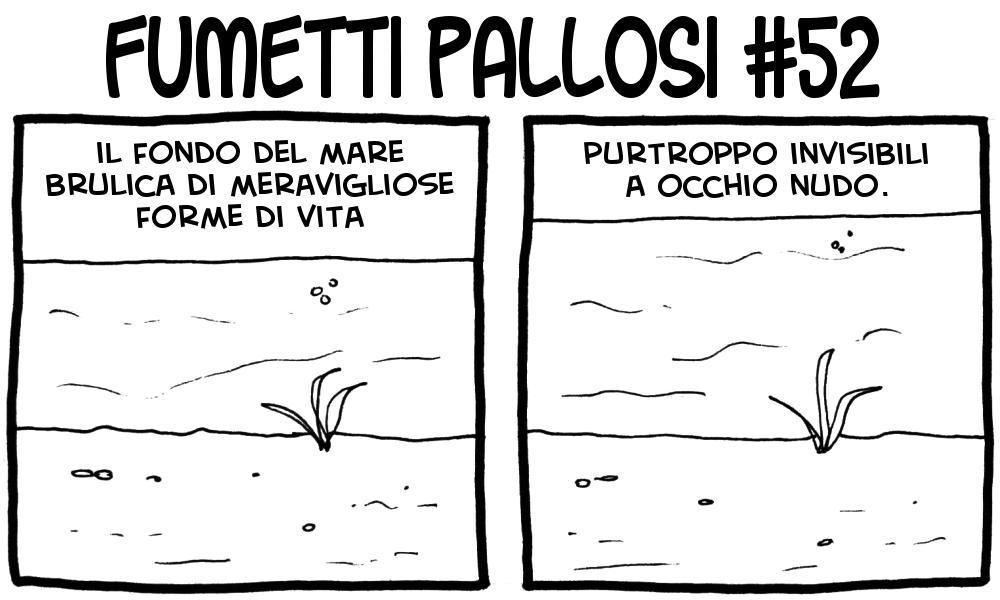 Fumetti Pallosi 52
