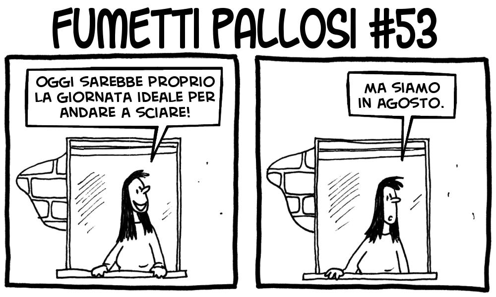 Fumetti Pallosi 53