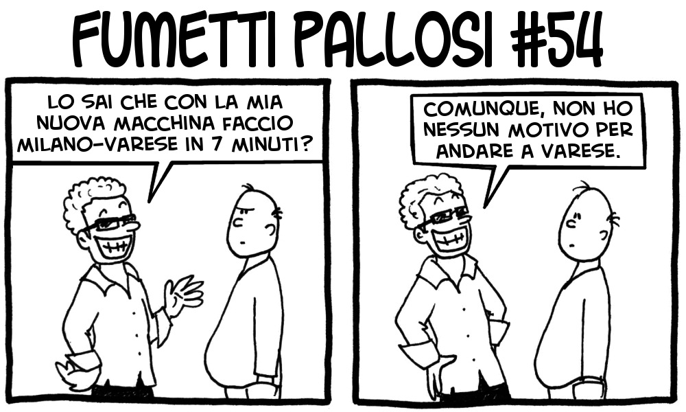 Fumetti Pallosi 54
