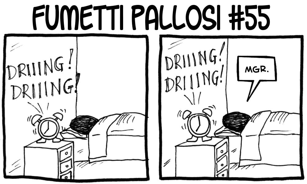 Fumetti Pallosi 55