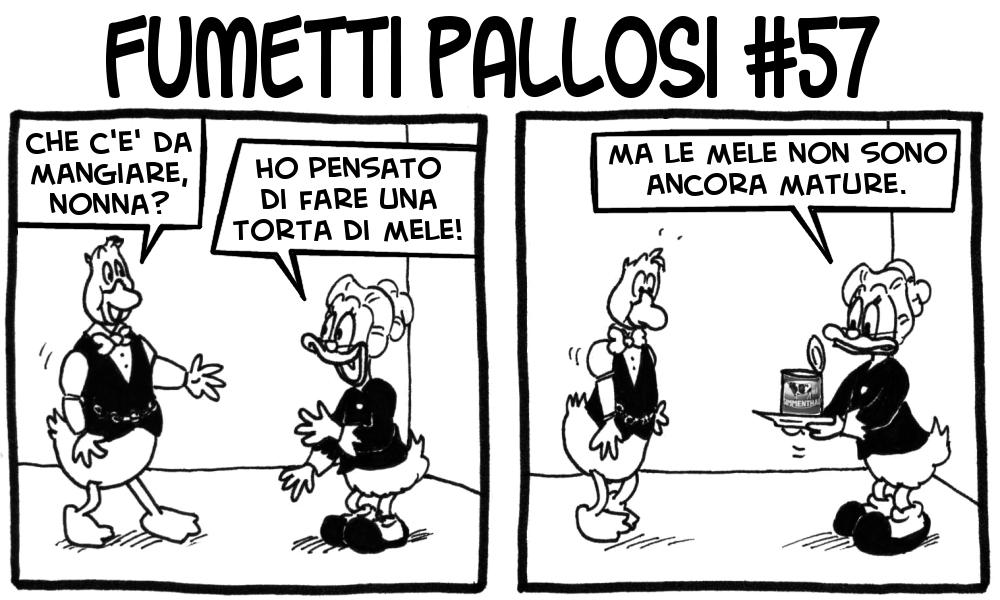 Fumetti Pallosi 57