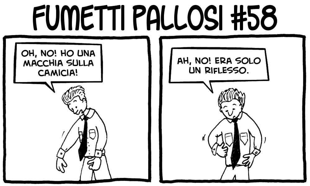 Fumetti Pallosi 58