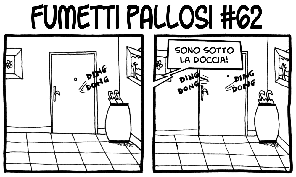 Fumetti Pallosi 62