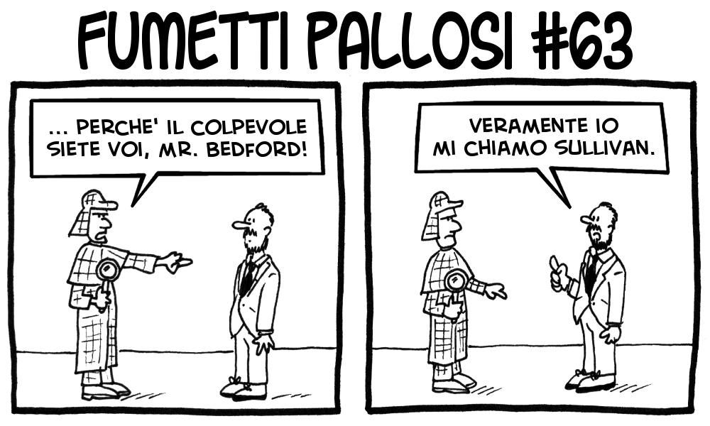 Fumetti Pallosi 63
