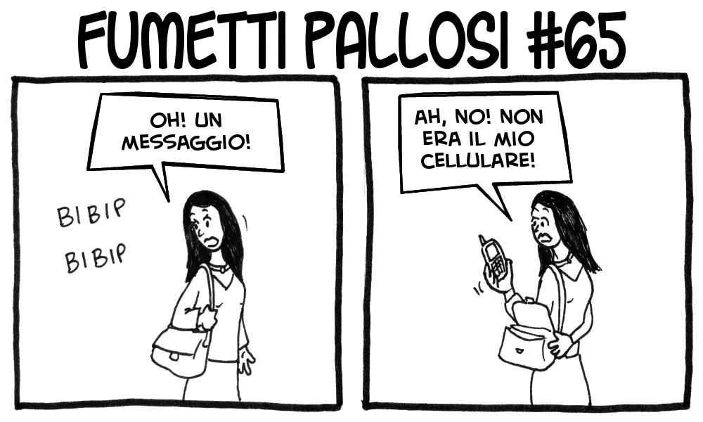 Fumetti Pallosi 65