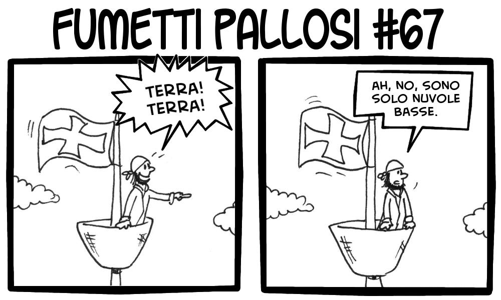 Fumetti Pallosi 67