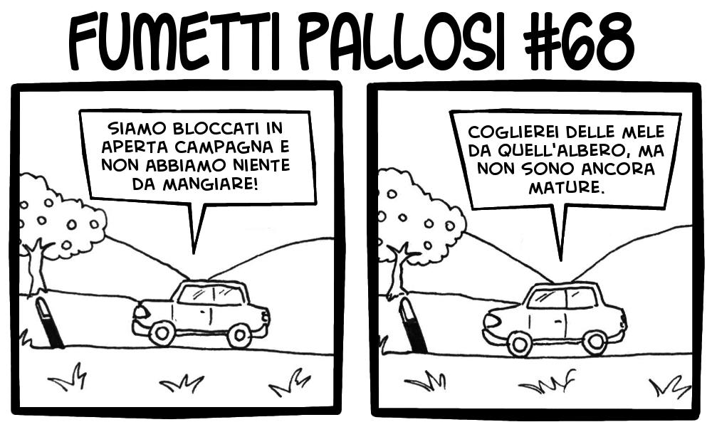 Fumetti Pallosi 68