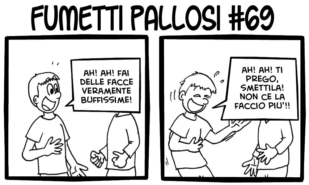 Fumetti Pallosi 69