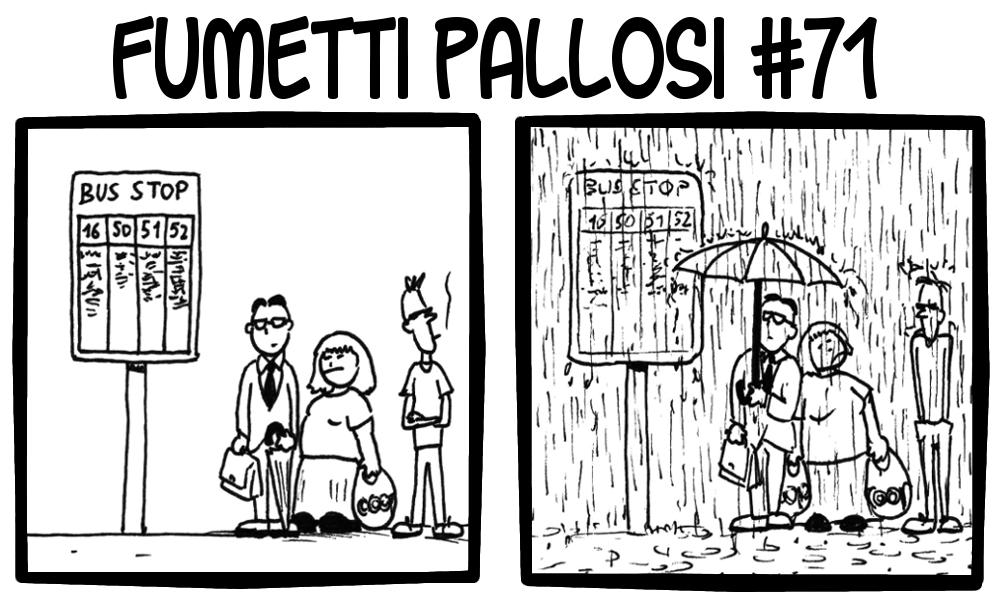 Fumetti Pallosi 71