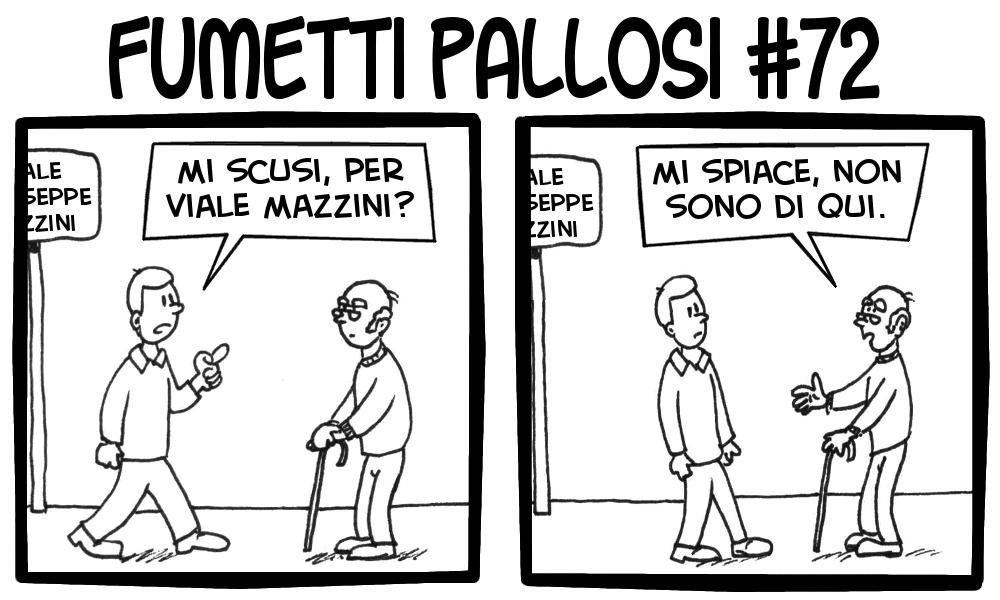 Fumetti Pallosi 72
