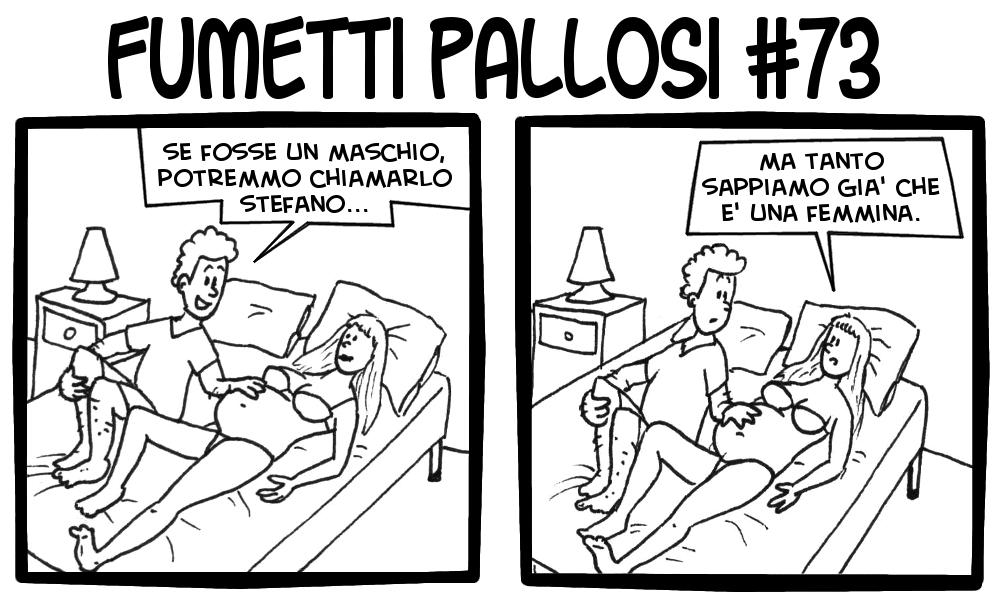 Fumetti Pallosi 73