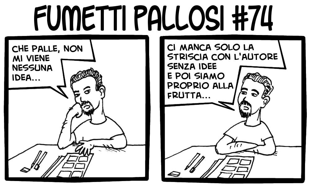 Fumetti Pallosi 74