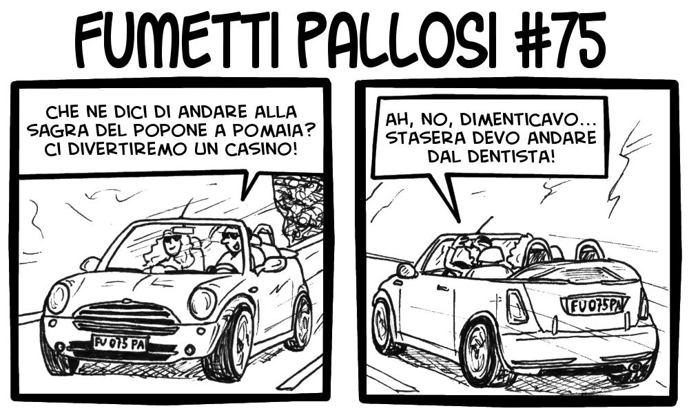 Fumetti Pallosi 75