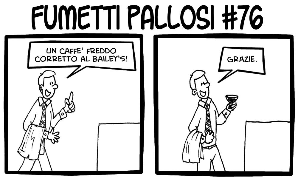 Fumetti Pallosi 76