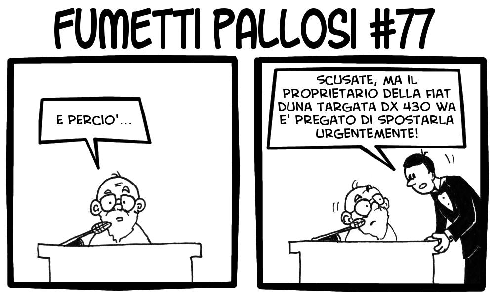 Fumetti Pallosi 77