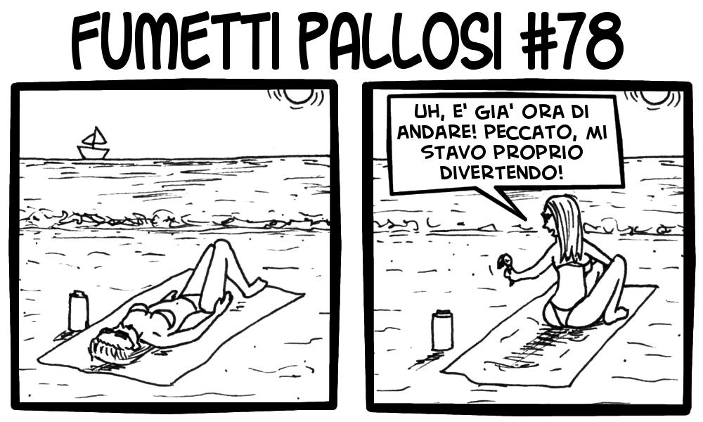 Fumetti Pallosi 78