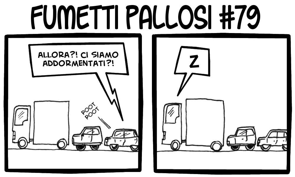 Fumetti Pallosi 79