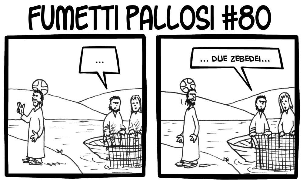 Fumetti Pallosi 80