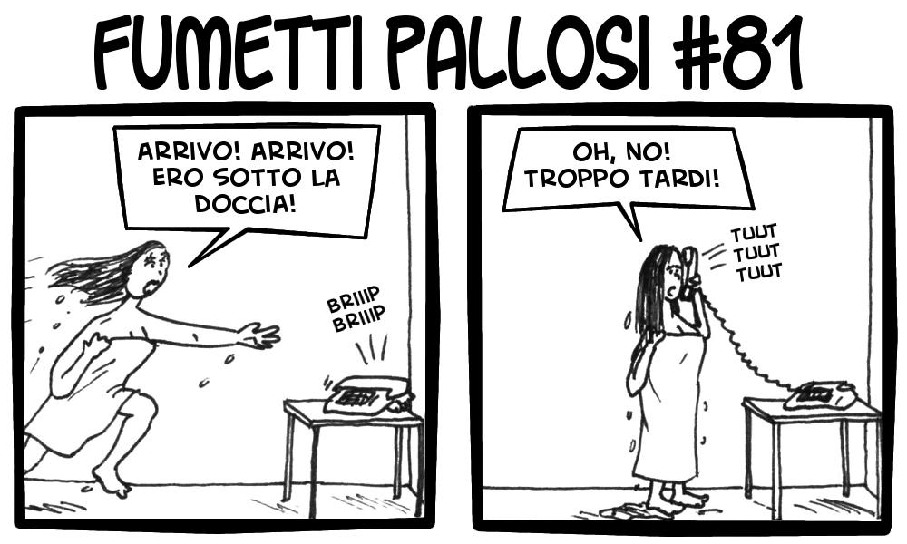Fumetti Pallosi 81