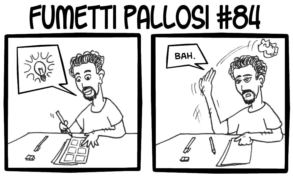 Fumetti Pallosi 84