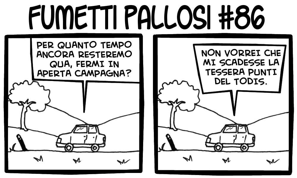 Fumetti Pallosi 86