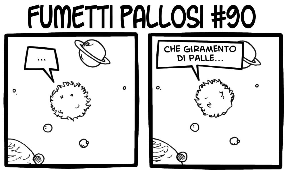 Fumetti Pallosi 90