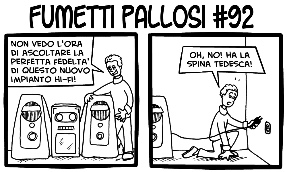 Fumetti Pallosi 92