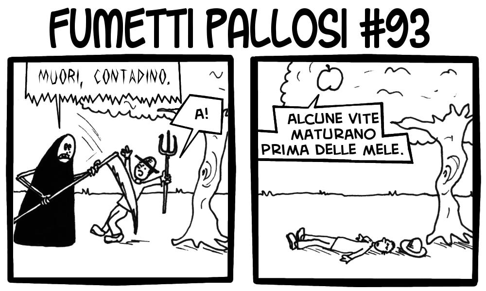 Fumetti Pallosi 93