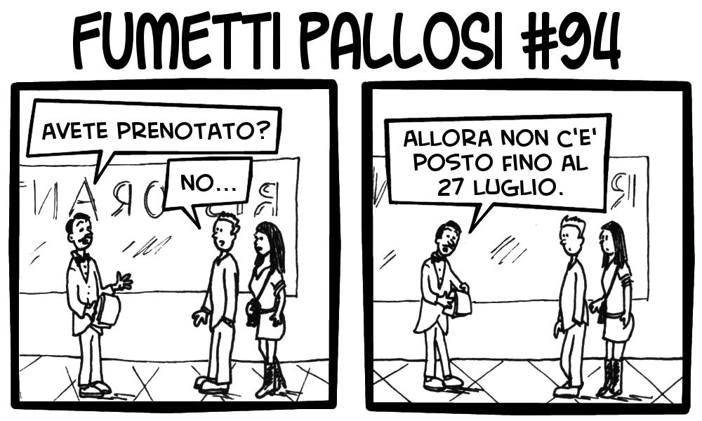 Fumetti Pallosi 94