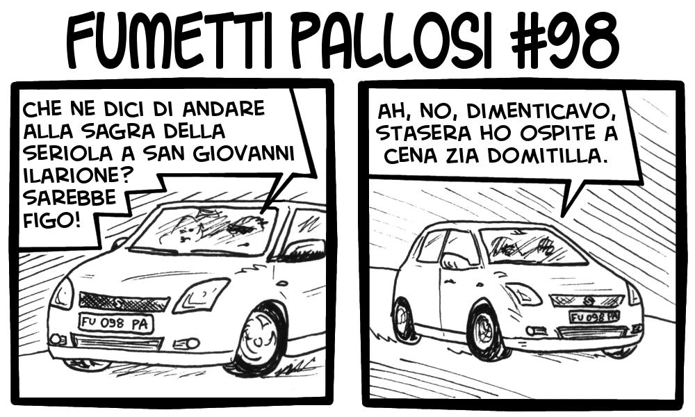 Fumetti Pallosi 98
