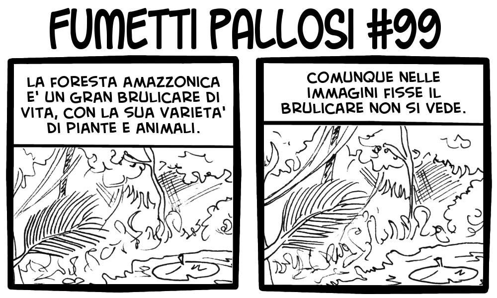 Fumetti Pallosi 99