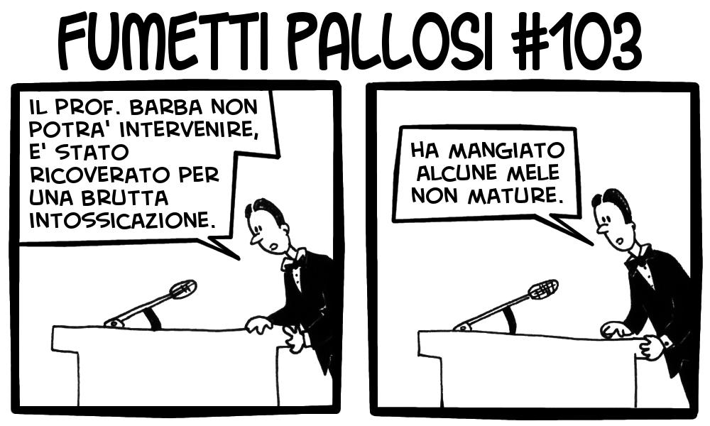 Fumetti Pallosi 103