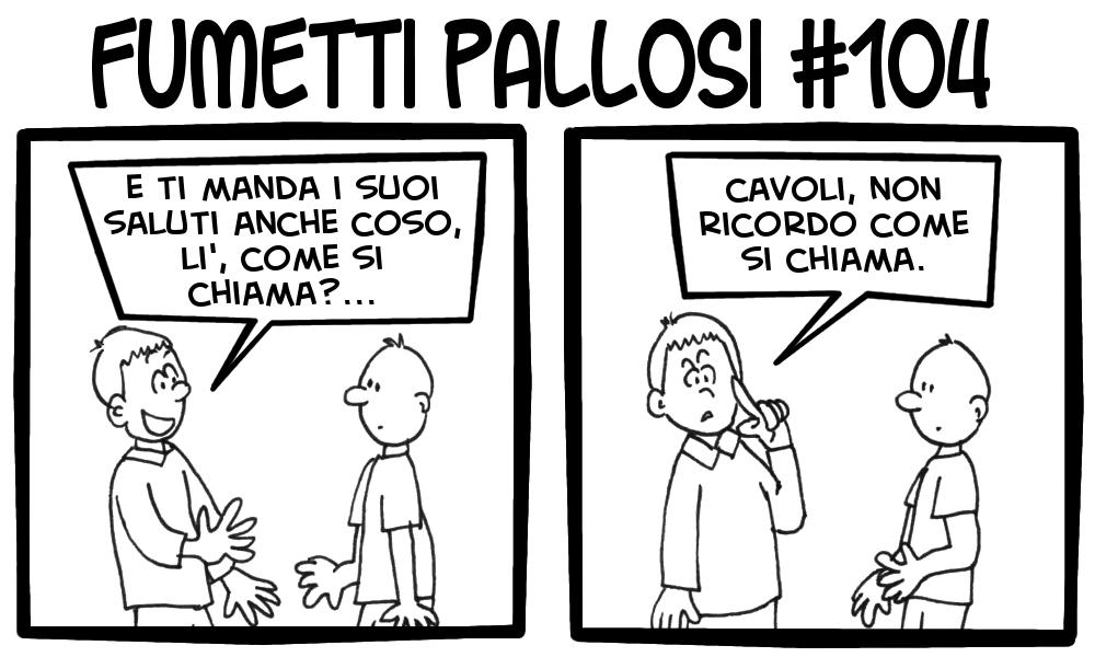Fumetti Pallosi 104