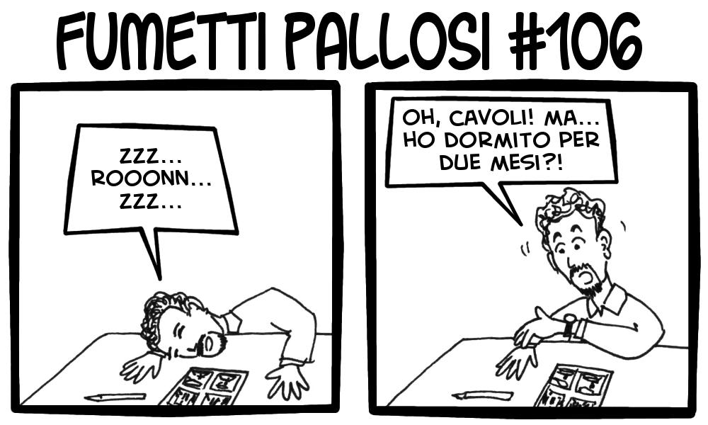 Fumetti Pallosi 106