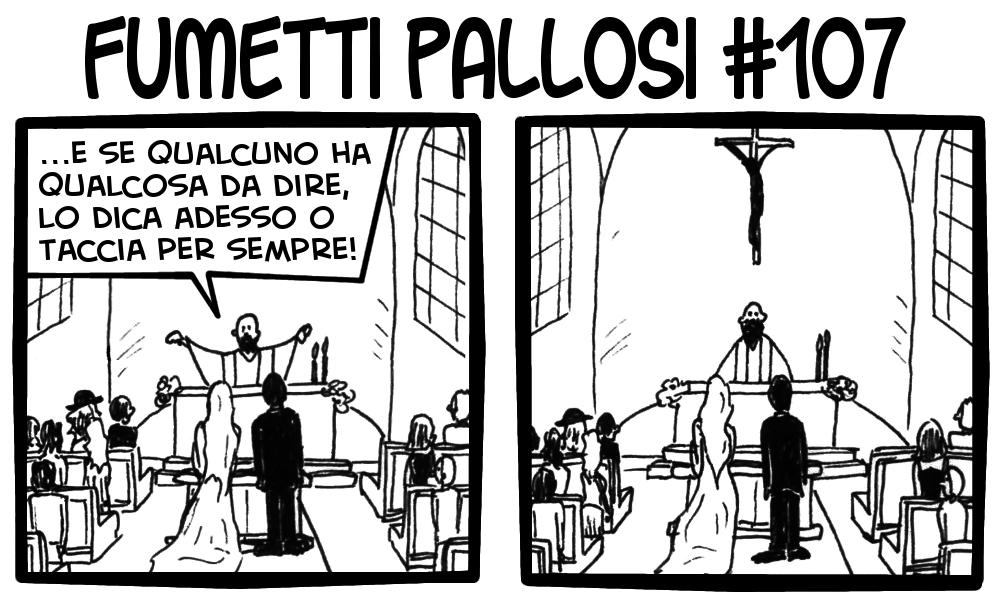 Fumetti Pallosi 107