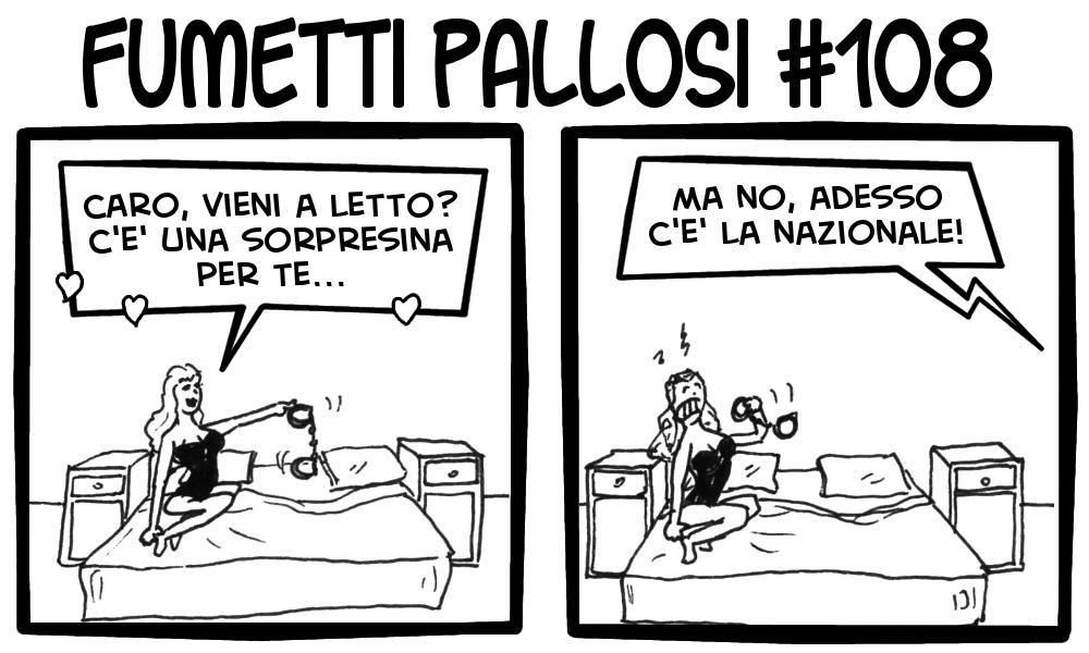 Fumetti Pallosi 108