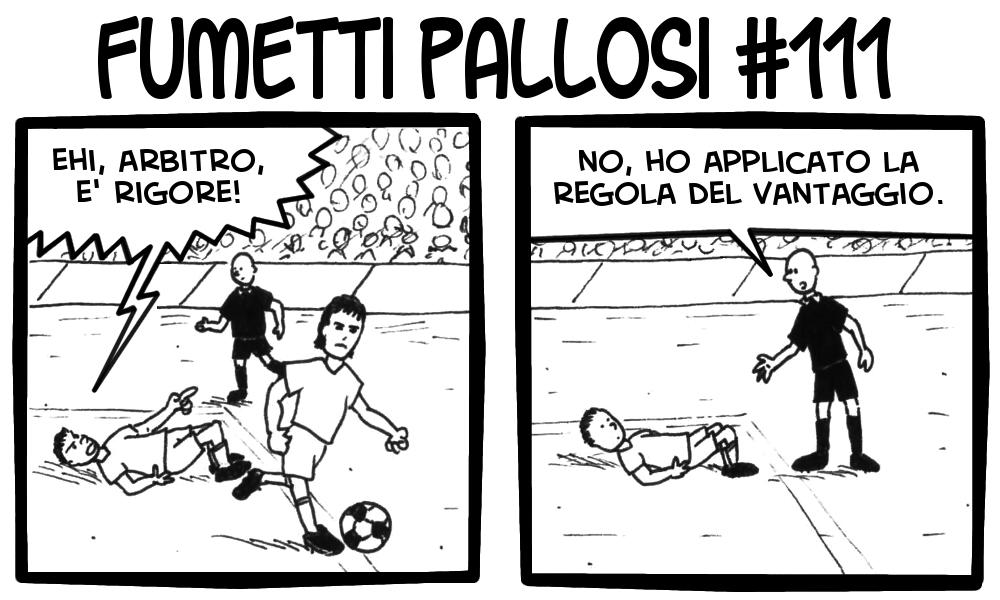 Fumetti Pallosi 111