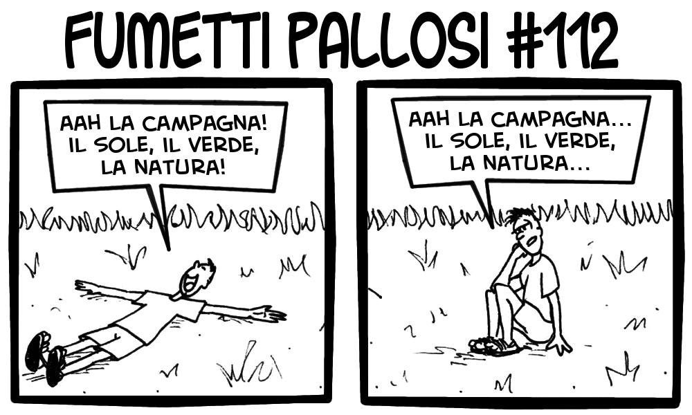 Fumetti Pallosi 112