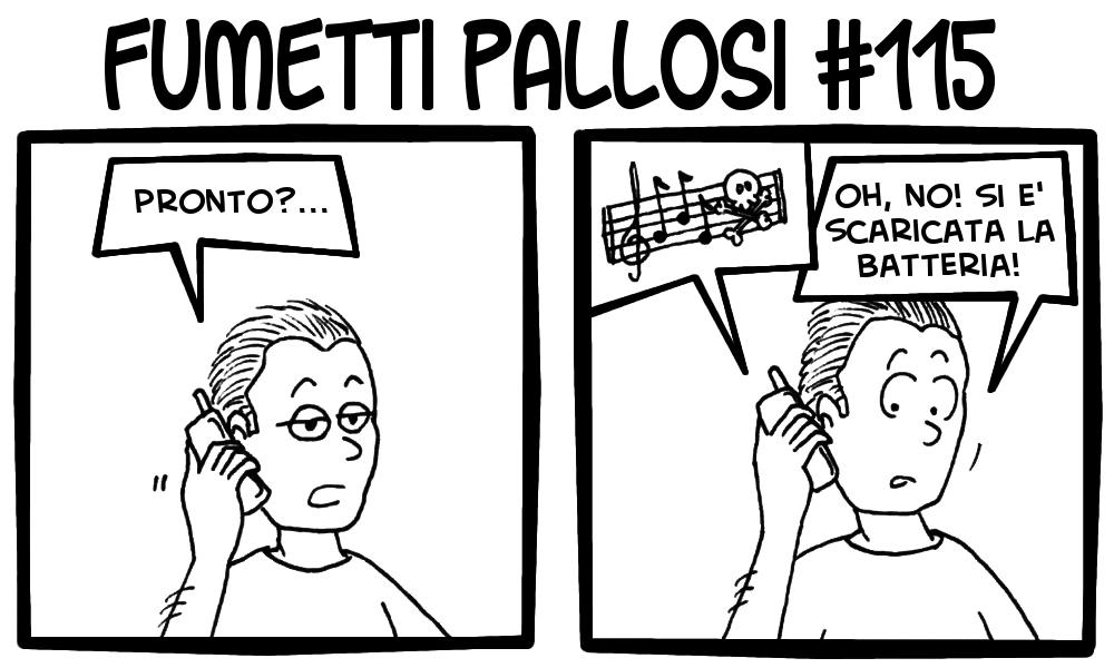Fumetti Pallosi 115