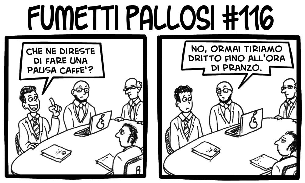 Fumetti Pallosi 116