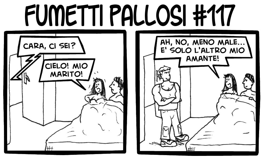 Fumetti Pallosi 117