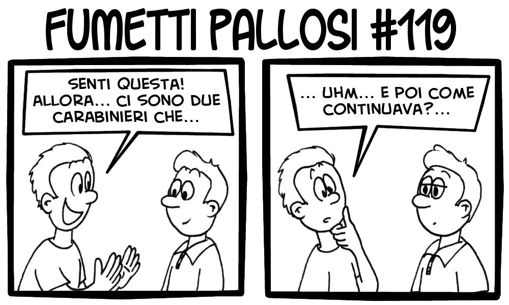 Fumetti Pallosi 119