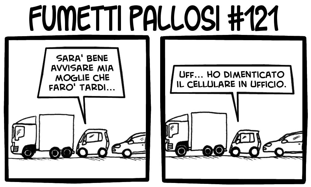 Fumetti Pallosi 121