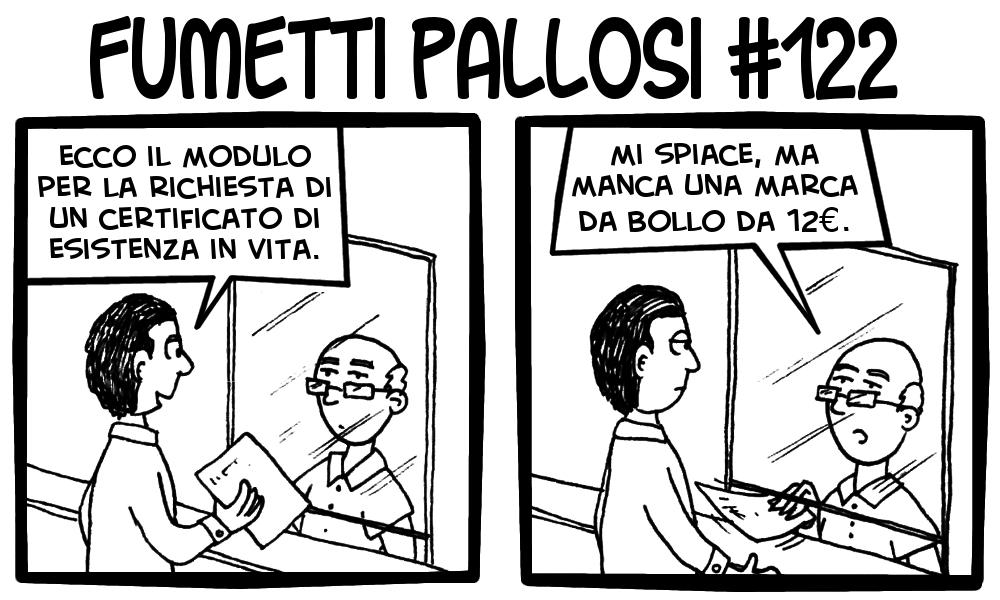 Fumetti Pallosi 122