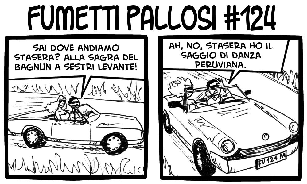 Fumetti Pallosi 124