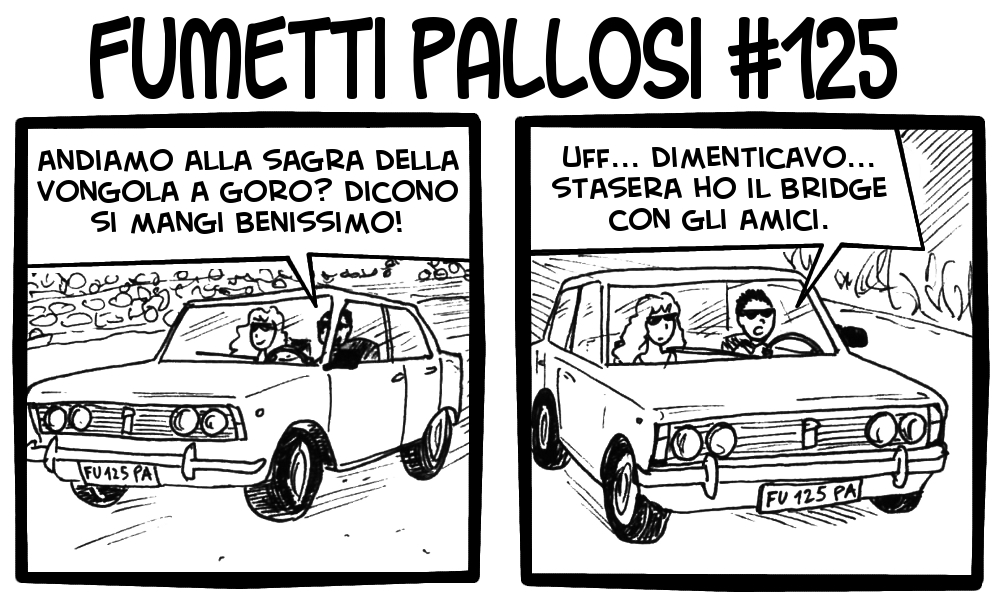 Fumetti Pallosi 125
