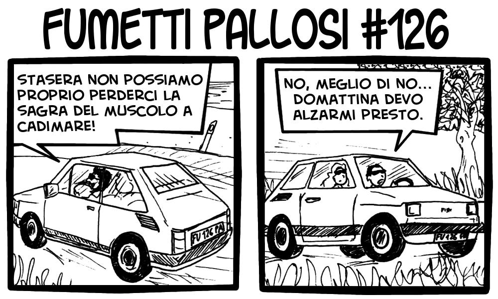 Fumetti Pallosi 126
