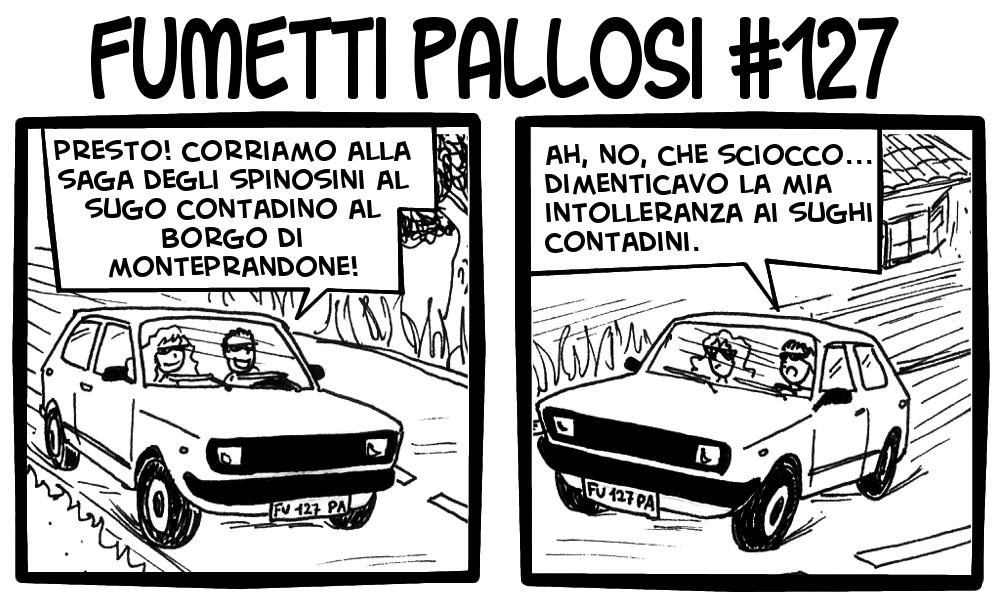 Fumetti Pallosi 127
