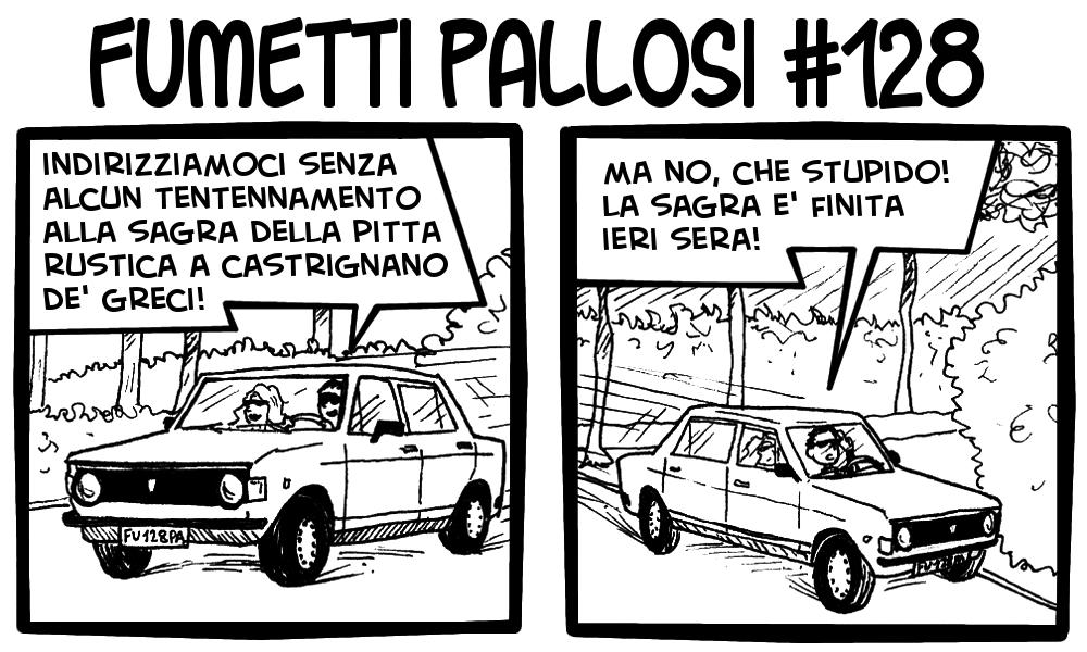Fumetti Pallosi 128